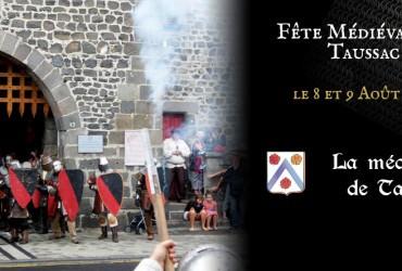 Médiévale de Taussac 2015