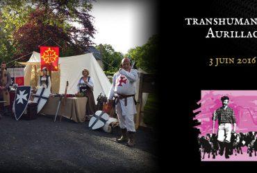 Transhumance à Aurillac 2016